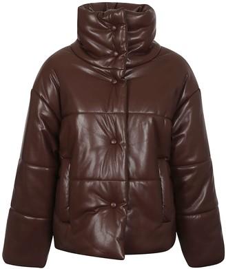 Nanushka Hide Puffer Coat