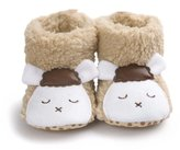 GZYIBU Winter New Baby Shoes Warm Soft Cotton Boots Non-slip Shoes