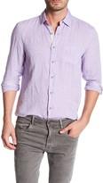 Report Collection Linen Shirt