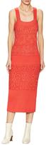 Vivienne Westwood Cotton Printed Midi Dress