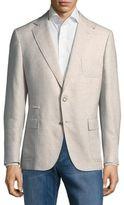 Robert Graham Long Sleeve Tonal Stitched Jacket