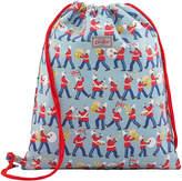 Cath Kidston Marching Band Kids Drawstring Reversible Bag