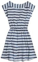 Splendid Girls' Indigo Stripe Jersey Dress - Sizes 7-14