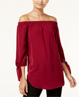 Miss Chievous Juniors' Marilyn Off-The-Shoulder Top