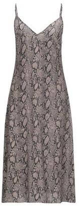 Frame 3/4 length dress