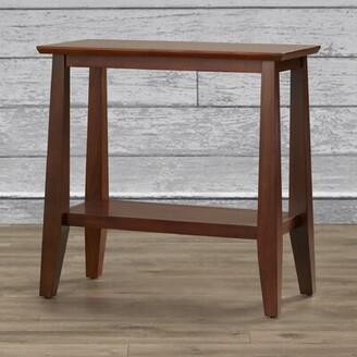 Hazleton Chairside End Table Alcott Hill