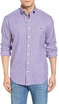Vineyard Vines Men's Gosmans - Tucker Classic Fit Gingham Sport Shirt