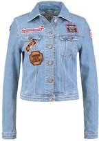 Lee RIDER Denim jacket stonewash