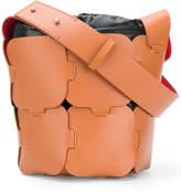 Paco Rabanne puzzle bucket bag