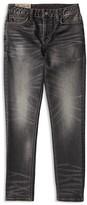 Ralph Lauren Boys' Slouchy Knit Denim Jeans - Sizes 4-7
