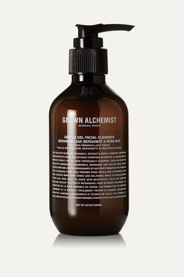 GROWN ALCHEMIST Gentle Gel Facial Cleanser, 200ml - one size