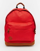 Mi-Pac Classic Bright Red Backpack
