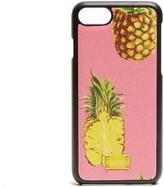 Dolce & Gabbana Pineapple-print iPhone® 7 case