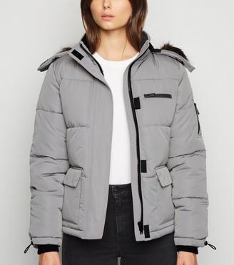 New Look Tall Puffer Jacket