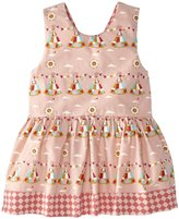 Little Green Radicals Teepee Diamond Dress (Baby) - Pink-3-6 Months