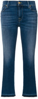 7 For All Mankind cropped flared jeans