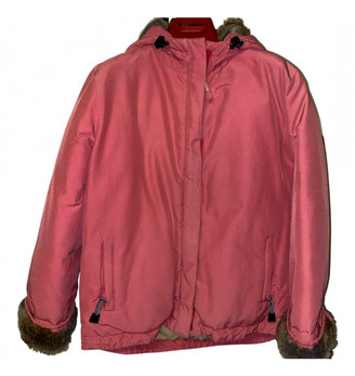 Woolrich Pink Polyester Jackets & Coats