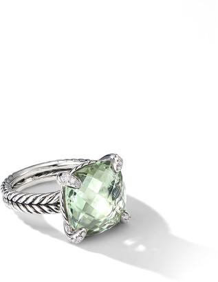 David Yurman 14mm Châtelaine Ring