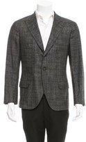 Brunello Cucinelli Two-Button Wool Sport Coat