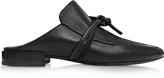 3.1 Phillip Lim Louie Black Leather Mule