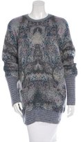 Chanel Mohair Sweater