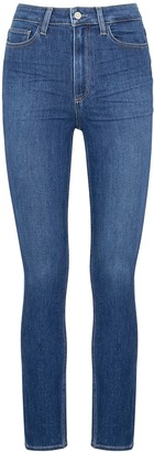 Paige Margot blue skinny jeans