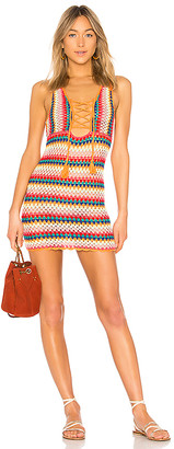 Lovers + Friends Over The Rainbow Dress