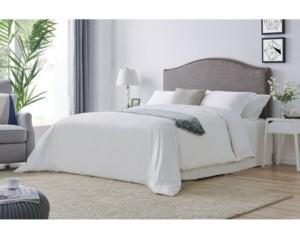 Organics Cotton Duvet Cover Set, 3 Piece- King Bedding