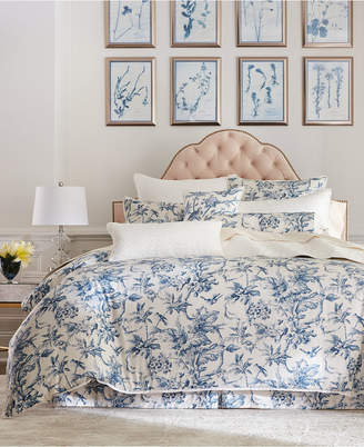 Hotel Collection Classic Botanical Toile King Comforter, Bedding