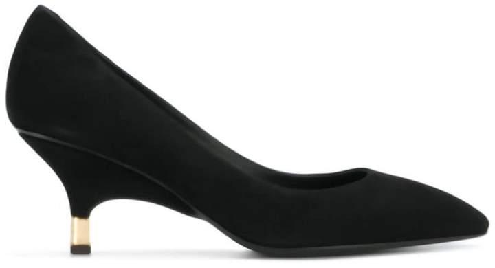 Giuseppe Zanotti sculpted heel pumps