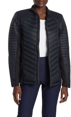 Callaway Golf Quilted Puffer Jacket