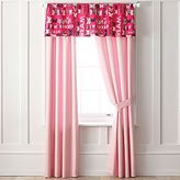 JCPenney Total Girl® Dream On Curtains & Valance