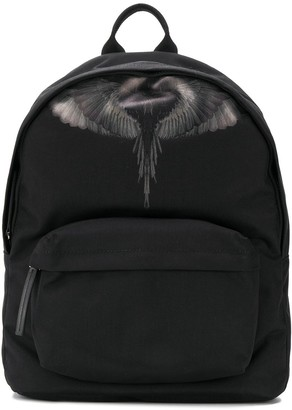 Marcelo Burlon County of Milan Wings Print Backpack