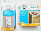 Safety 1st Value Pack: Cabinet/Drawer Spring Latches & Press 'n Pull Plug Protectors