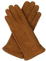 Loro Piana Suede Cashmere-Lined Gloves