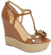 MICHAEL Michael Kors Women's Heidi Wedge Sandal