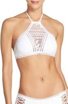 Becca Women's Prairie Rose Bikini Top