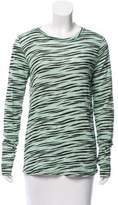 Proenza Schouler Knit Abstract T-Shirt w/ Tags