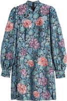 Marc Jacobs Robe à fleurs et manches