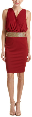 Sheri Bodell Embellished Sheath Dress