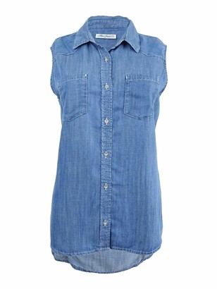 Mavi Jeans Women's Alena Denim Shirt