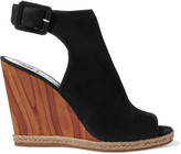 Tory Burch Madera suede wedge sandals