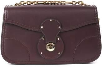 Ralph Lauren Burgundy Bag