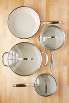 Urban Outfitters 7-Piece Gleaming Cookware Set