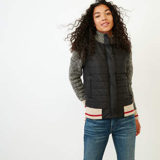 Roots Cabin Quilted Jacket