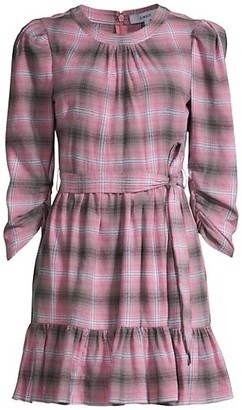 LIKELY Griffyn Plaid Dress