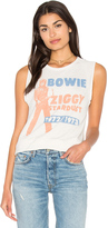 Junk Food Clothing Bowie Ziggy Stardust Tank