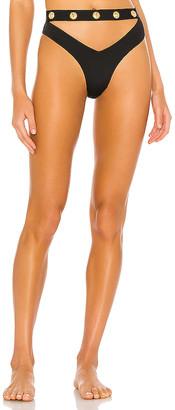 MONICA Hansen Beachwear Cut Out V Bikini Bottom
