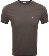 C.P. Company Logo T Shirt Green