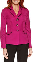 Le Suit Long Sleeve 3-Button Jacket Pant Suit
